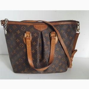 Louis Vuitton Monogram Canvas Tote Bag